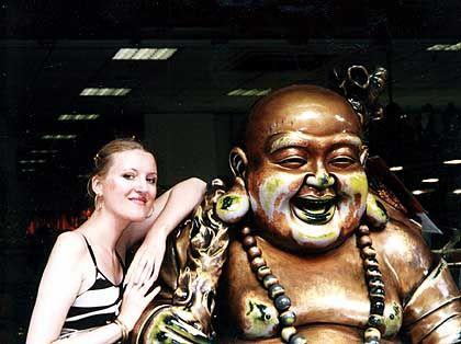 Begegnung mit Buddha: Alles multi-kulti