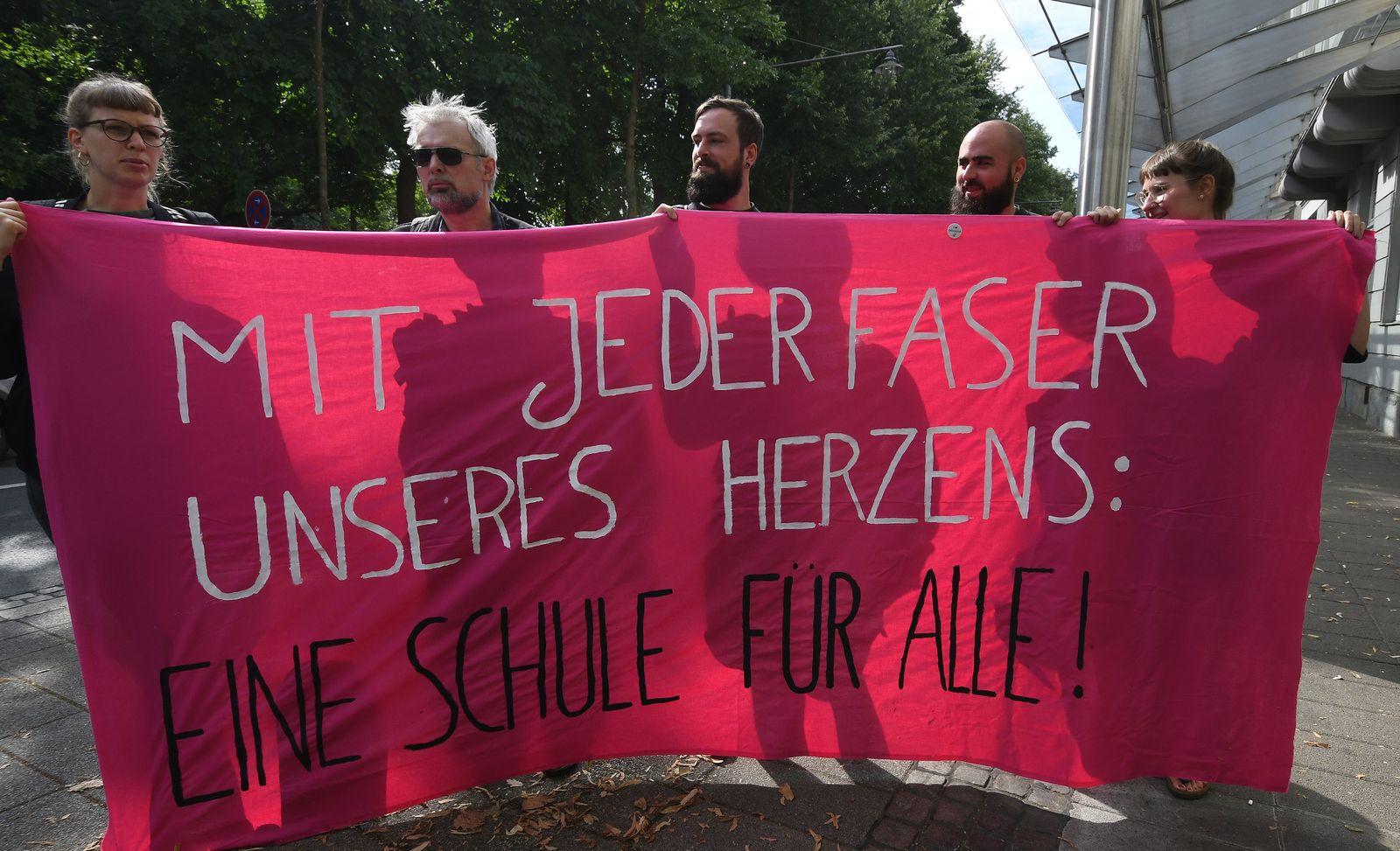 Bremer Schulleiterin klagt gegen die Stadt Bremen