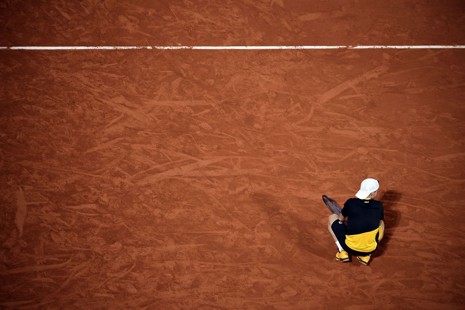French Open tennis tournament at Roland Garros, Paris, France - 06 Oct 2020