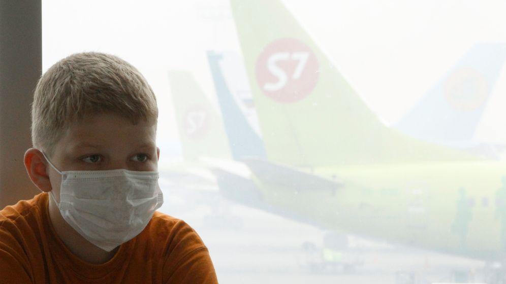 Brandkatastrophe: Bloß weg aus Moskau