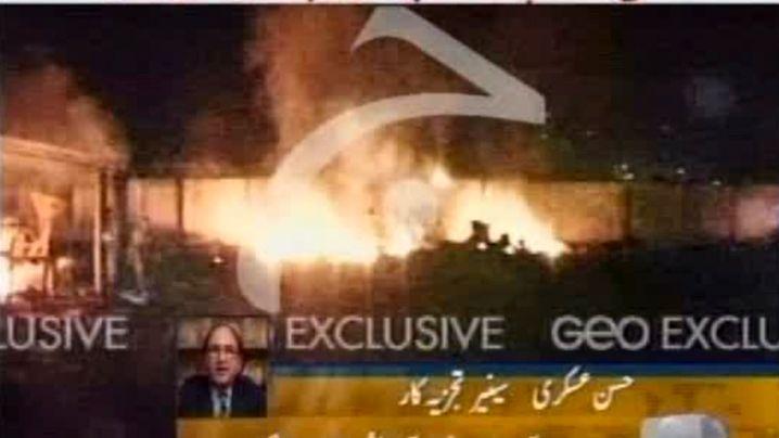 Tod von Osama Bin Laden: Zugriff in Pakistan