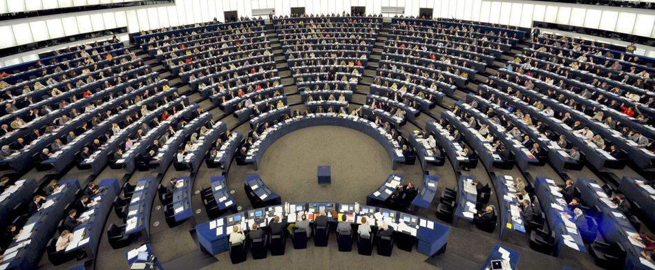 EU-Parlament in Straßburg: Metadaten von Parlaments-E-Mails verraten vieles