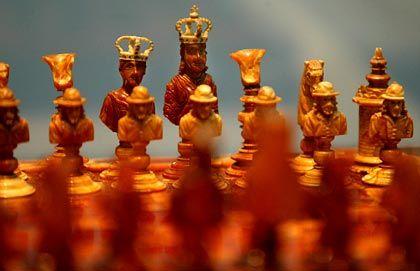 Schachspiel: Permanent in die Lage des anderen versetzen