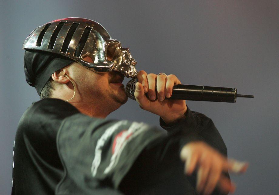 """Der Rapper Sido bei der """"Bravo""""-Supershow im Jahr 2005: Immer harmloser geworden"""