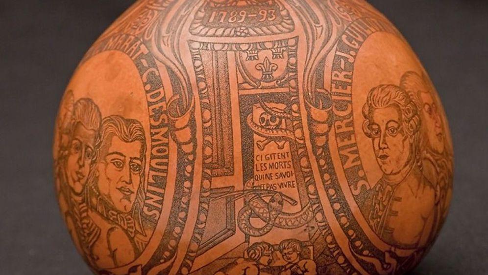 Bourbonen-Relikte: Ehre gerettet, Fälschung enttarnt