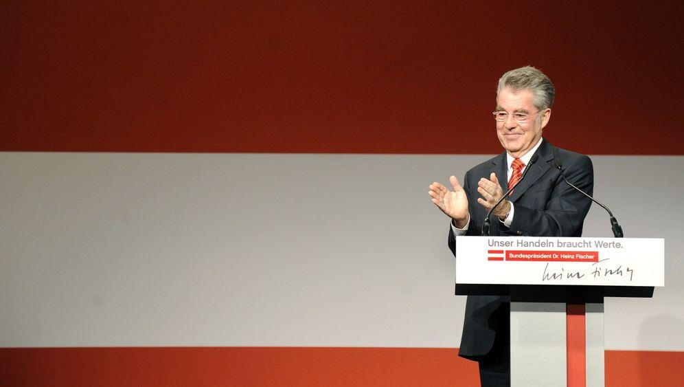 Österreich: Präsident Fischer und die Bewerber