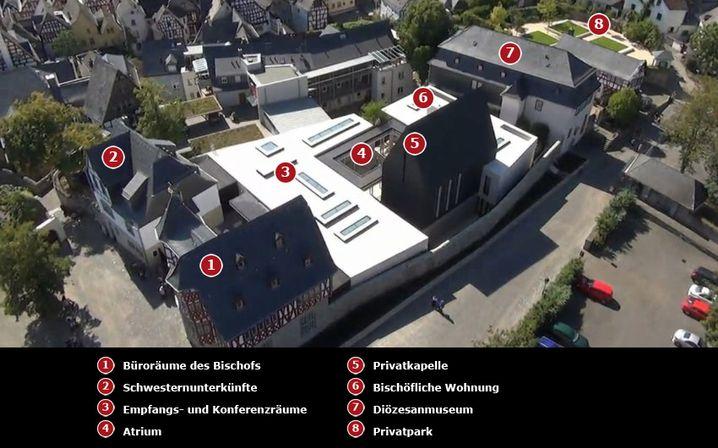 Limburg: Der neue Amtssitz des Bischofs