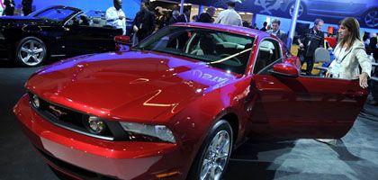 Ford auf Autoshow in Los Angeles: Krise der klassischen Flitzer