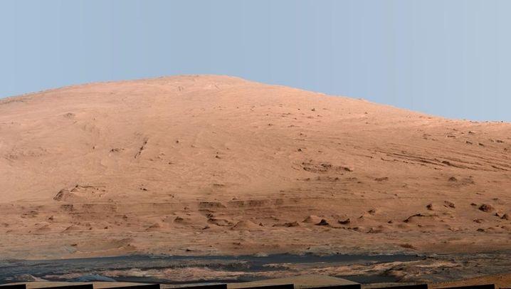 Curiosity: Der Mars-Rover ist am Ziel