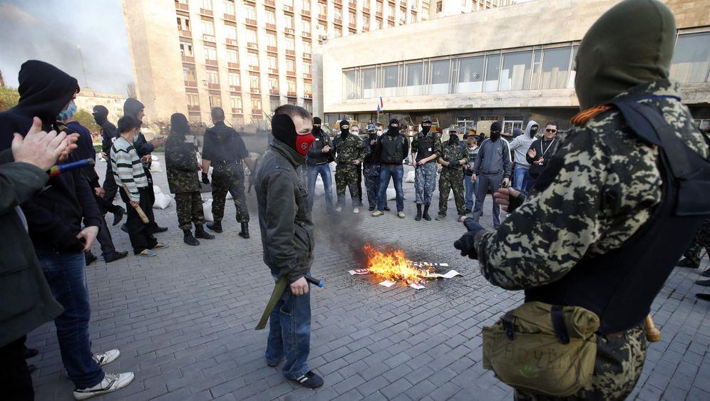 Ukraine: Die Separatisten vom Donbass