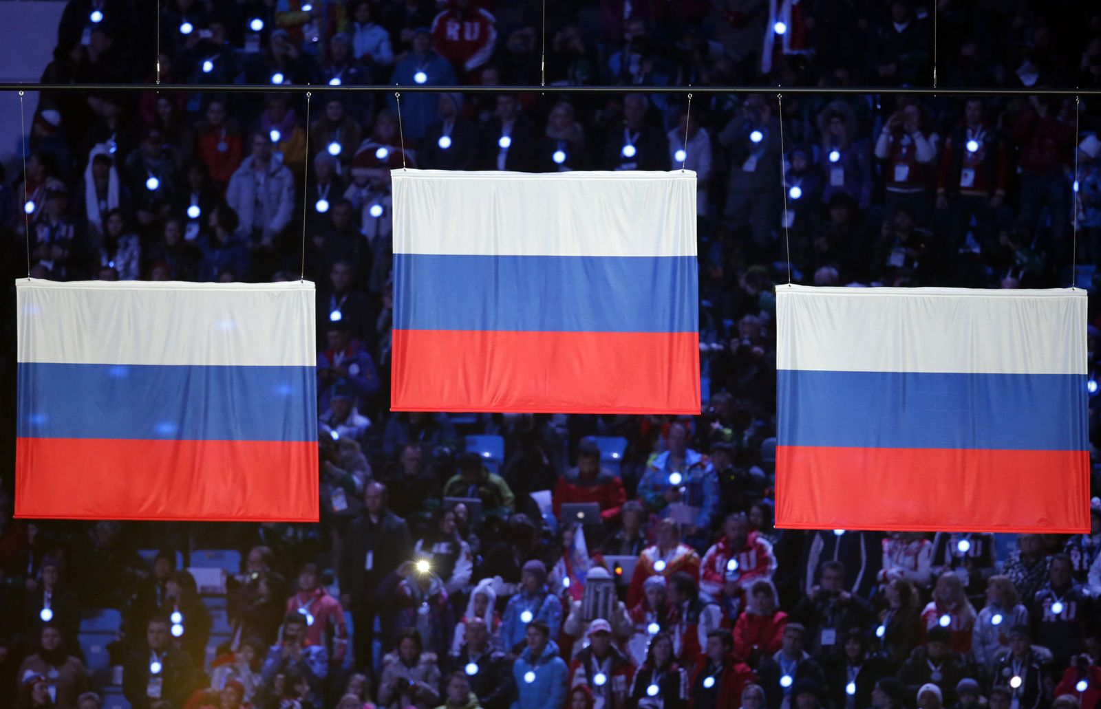 Doping in Russland