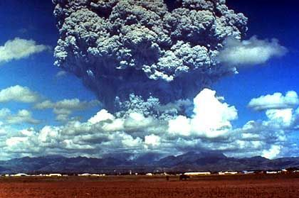Pinatubo-Ausbruch 1991: Blaupause für Geoengineering?