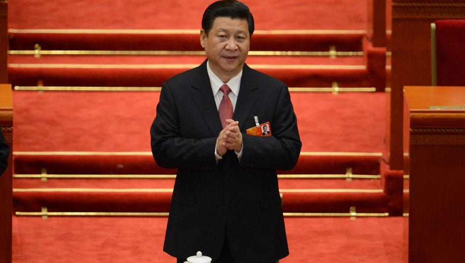 Chinas neuer Machthaber Xi Jinping: Sprössling einer einflussreichen Familien