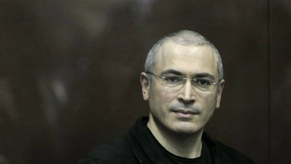 """Mikhail Khodorkovsky: """"We have not lost hope and nor should our friends."""""""