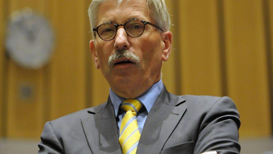 Thilo Sarrazin: Wie weit darf ein Bundesbank-Vorstand gehen?