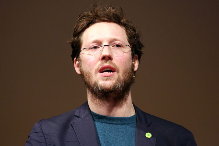 Gr??nen-Politiker Jan Philipp Albrecht