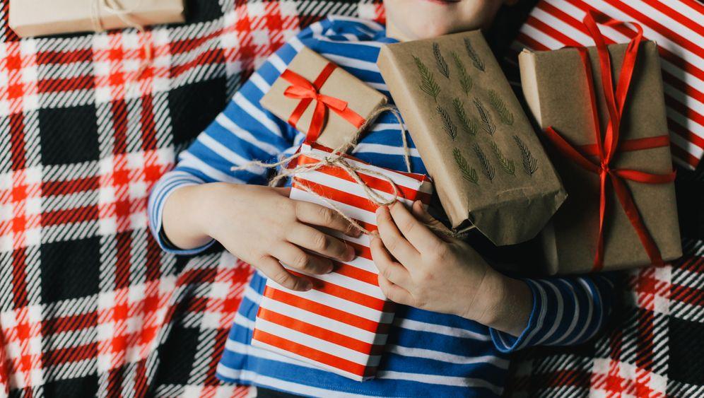 Kind an Weihnachten: Geschenke, die die Trennung doch nicht wiedergutmachen können