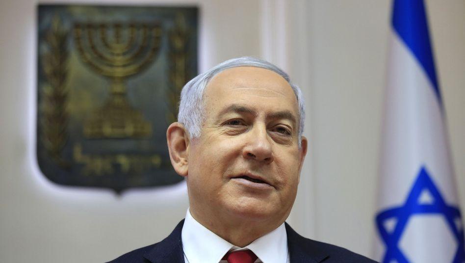 Benjamin Netanyahu: Am Mittwochabend läuft die Frist für die Regierungsbildung ab