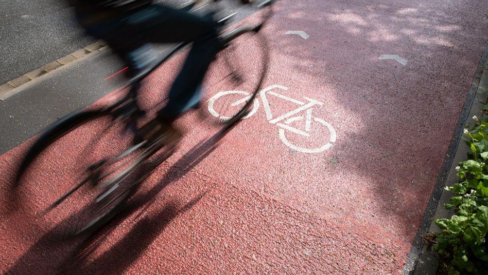 Radweg in Osnabrück: Investition in den Klimaschutz - und Anschub für die Wirtschaft