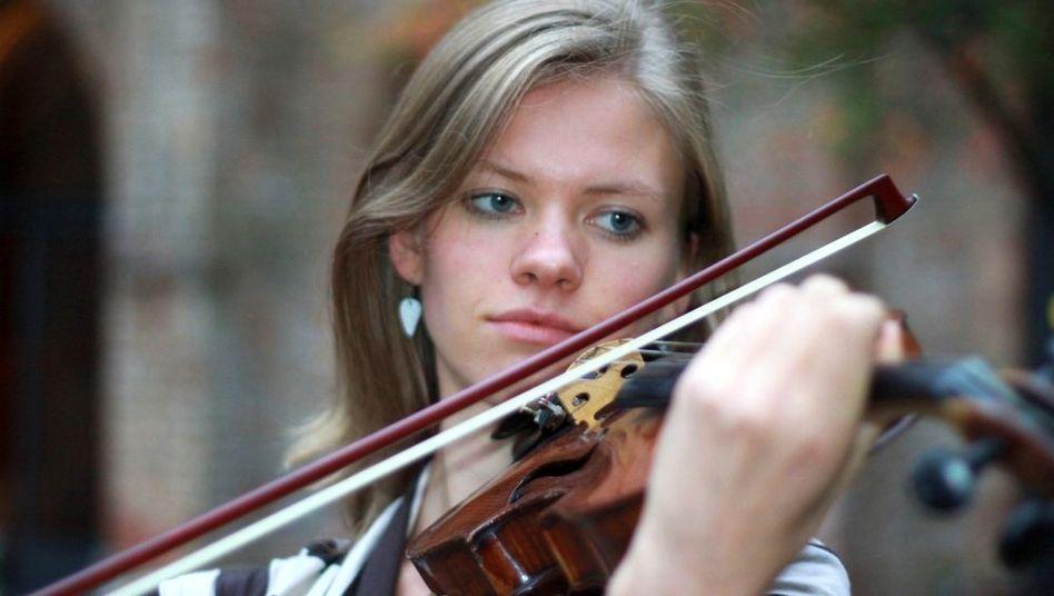 Suleika Bauer: Ein Leben für die Geige