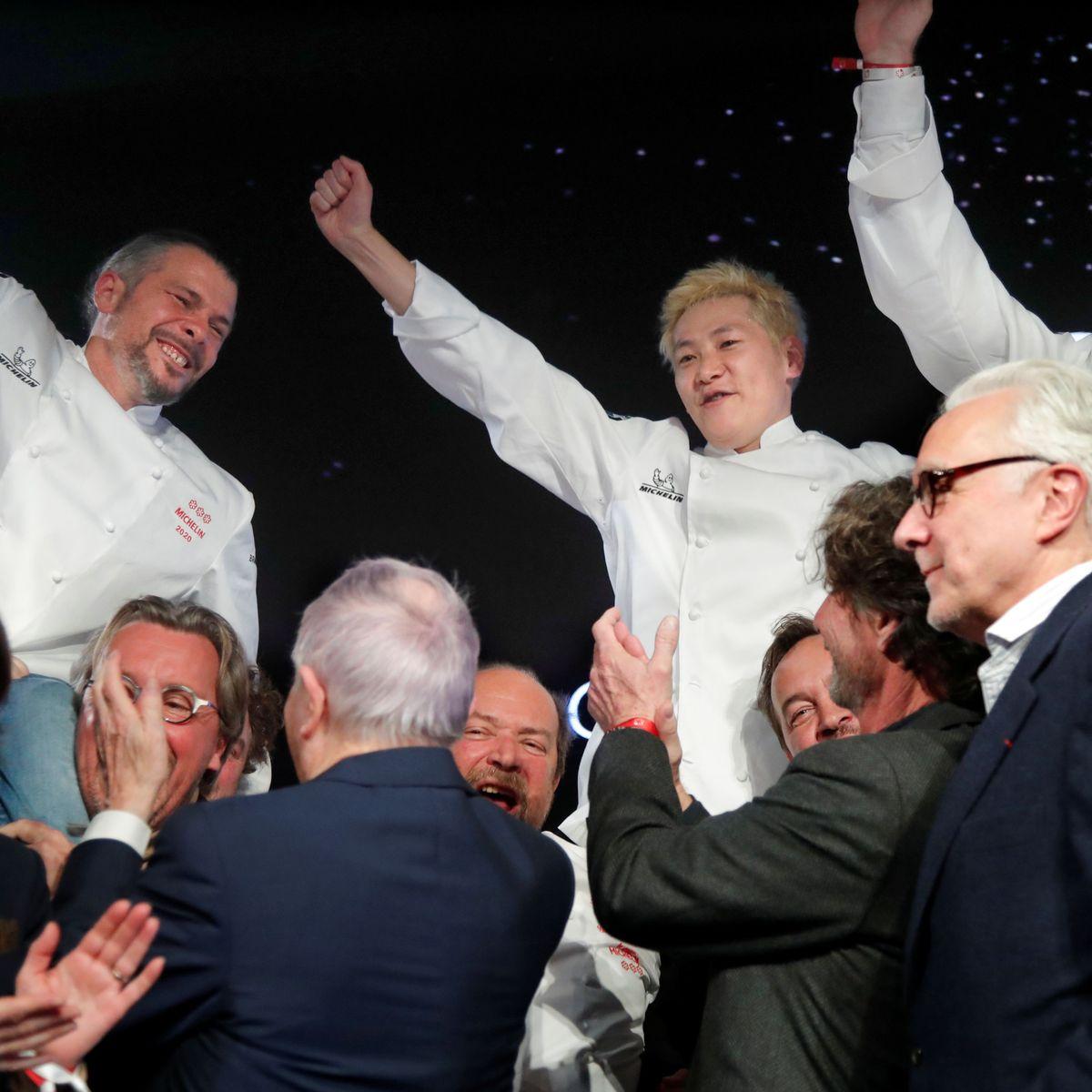 """Neue """"Guide Michelin""""-Sterne: Das sind Frankreichs beste Restaurants"""