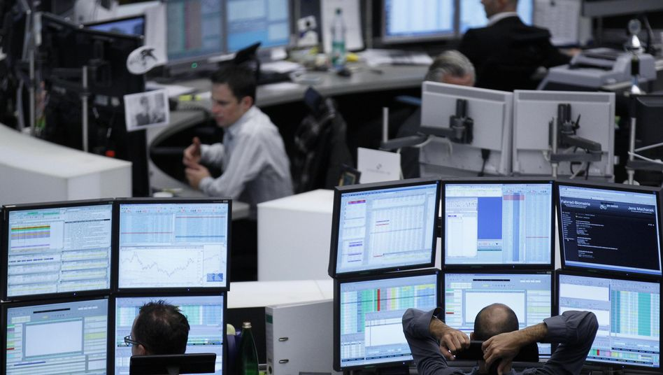 Börse in Frankfurt: Enttäuschung nach dem Jubel