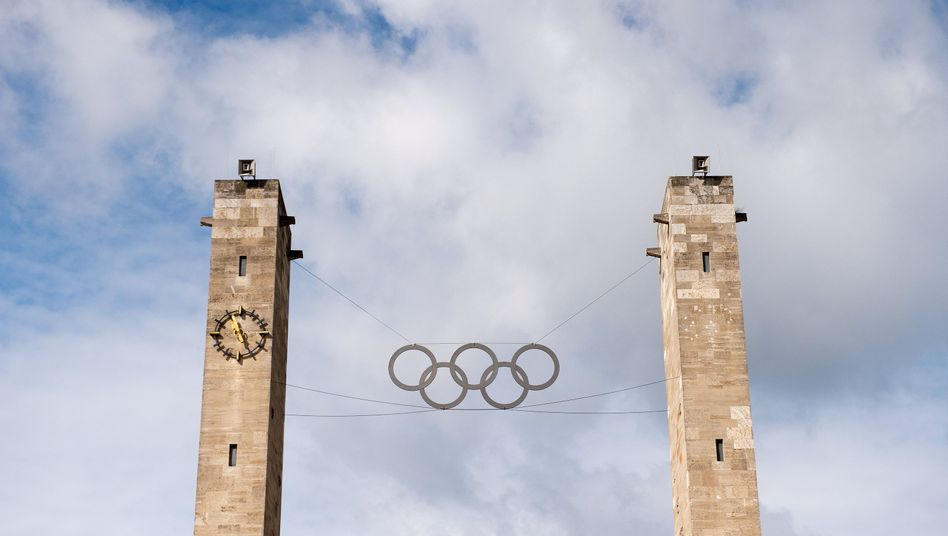 """Olympische Ringe des Berlin Stadions: """"Große Chance für den deutschen Sport"""""""