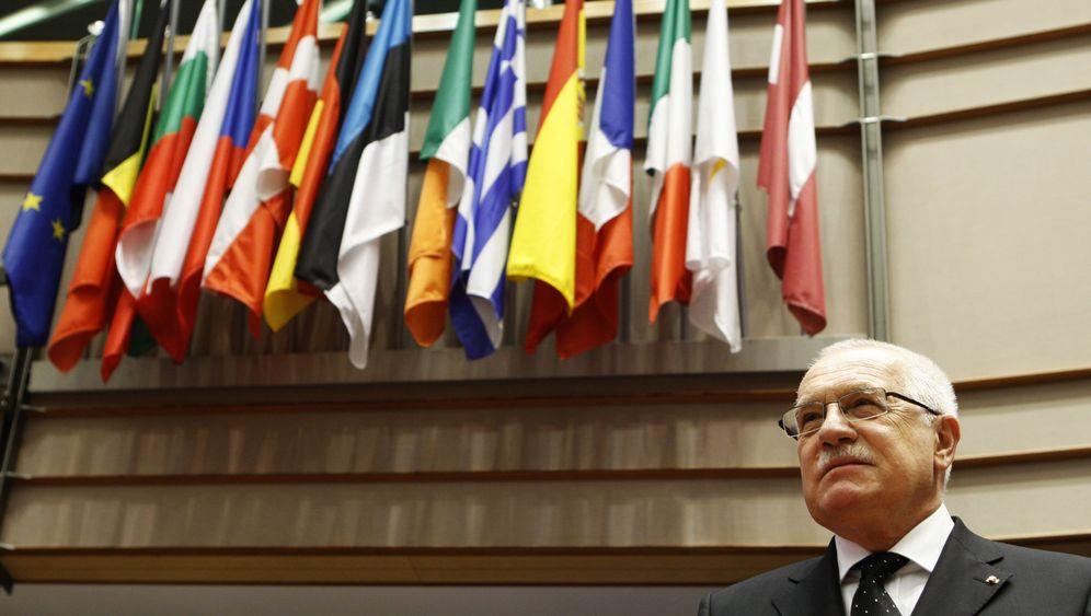 Photo Gallery: A Divisive European Politician