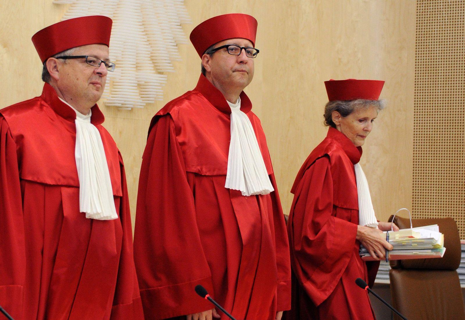 Bundesverfassungsgericht/ ESM