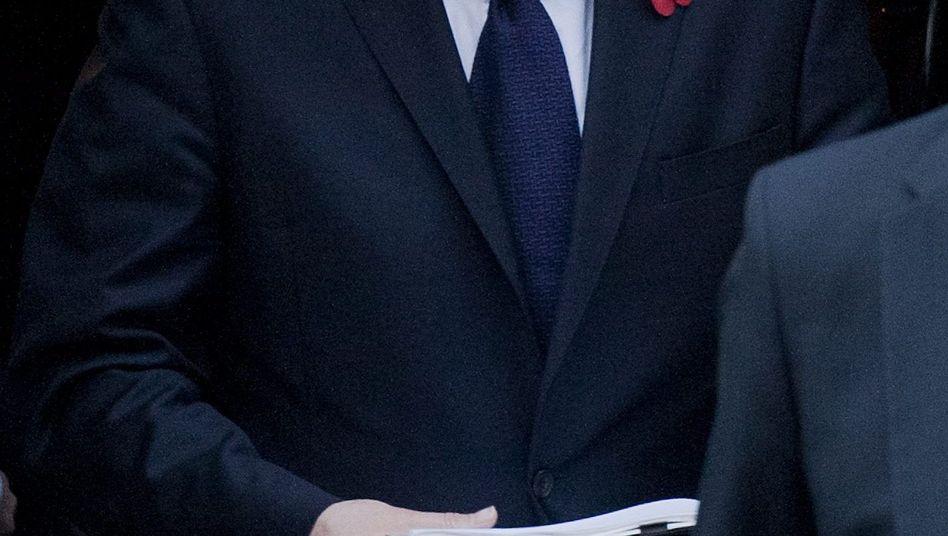 """Großbritanniens Premier Cameron: """"Rechnung bis ins letzte Detail hinterfragen"""""""