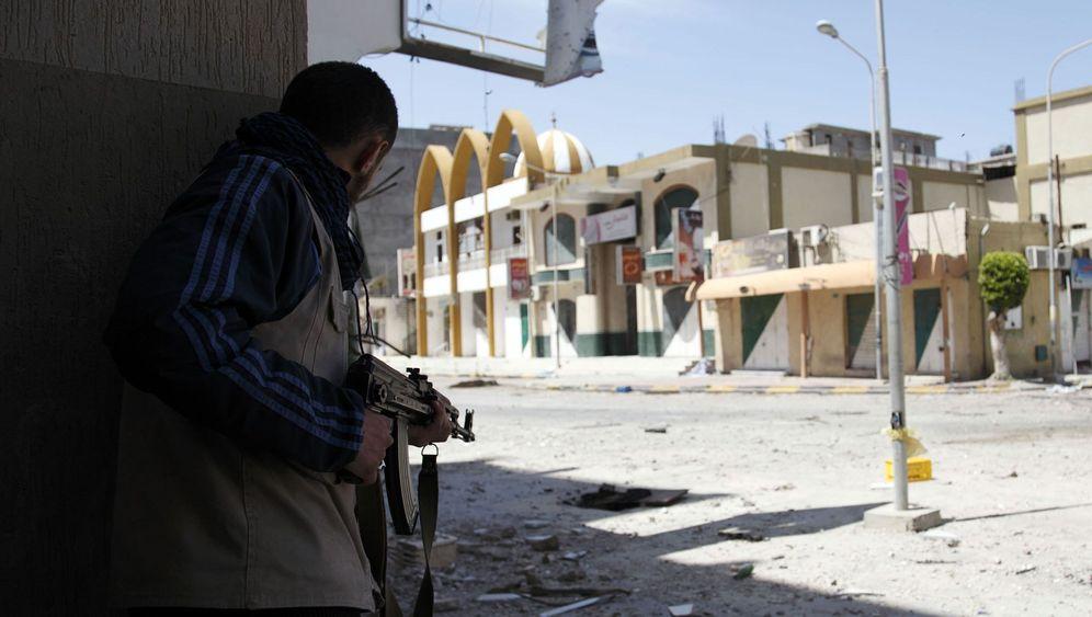 Drama in Libyen: Schlachtfeld Misurata