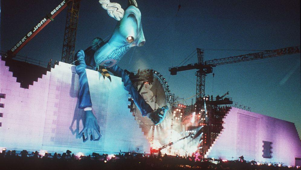 "Pink Floyds ""The Wall"": Ganz grobes Kino"