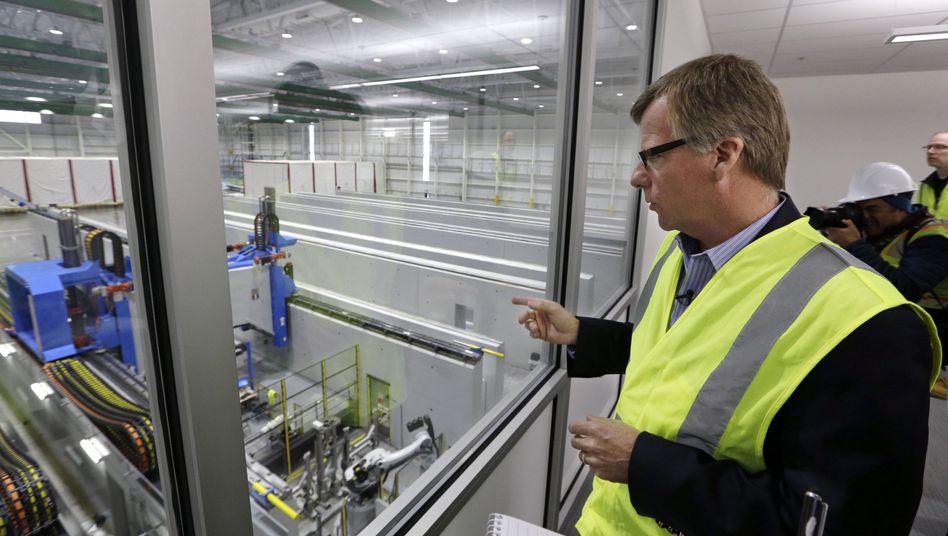 Eric Lindblad (Mai 2016): Ruhestand nach 34 Jahren bei Boeing