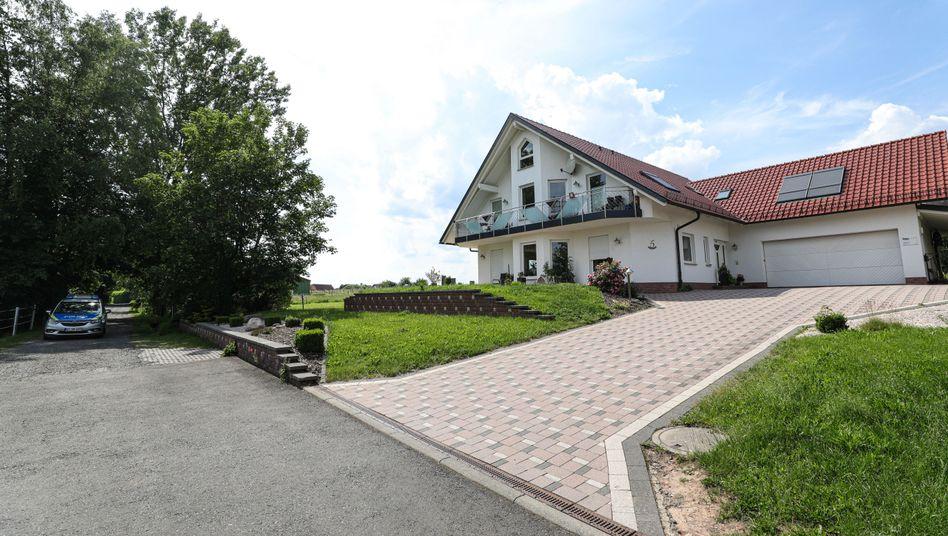 Walter Lübckes Wohnhaus