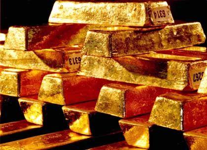 Goldbarren der Bundesbank: US-Farmer will Altschulden aus der Weimarer Republik beglichen haben