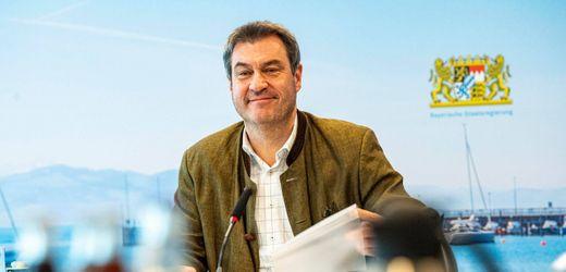 Markus Söder wurde wegen Corona zum »respektablen Grillmeister«