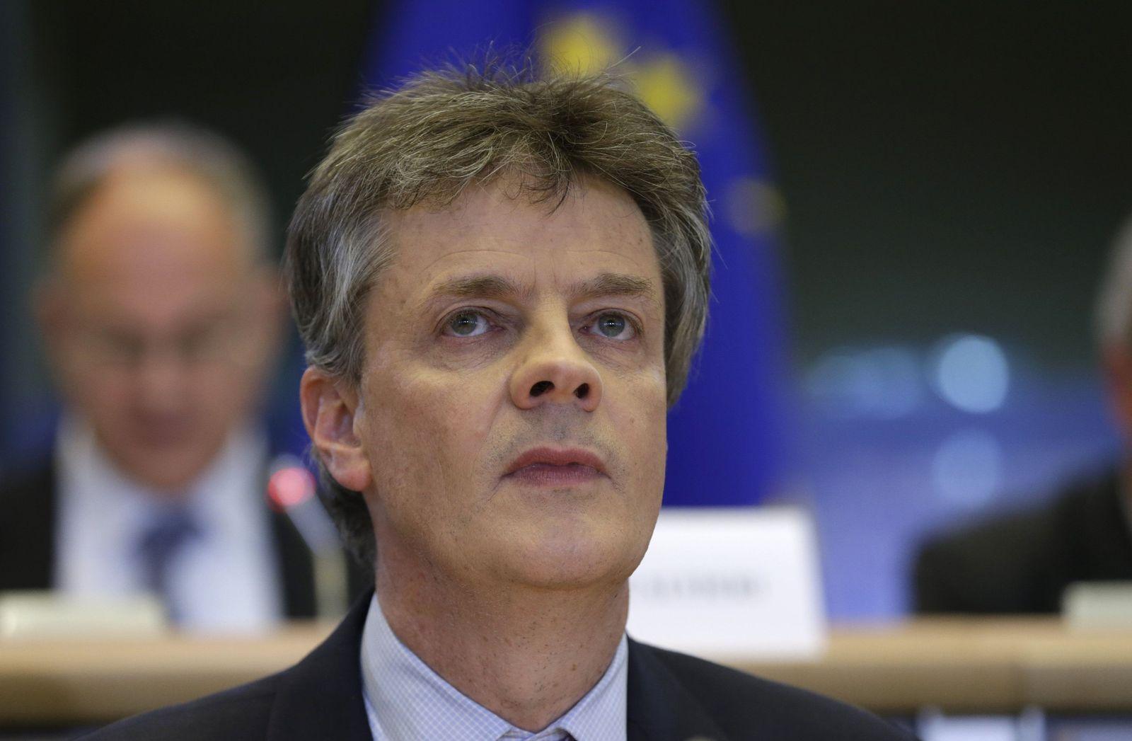 EU-Kommissare/ Jonathan Hill