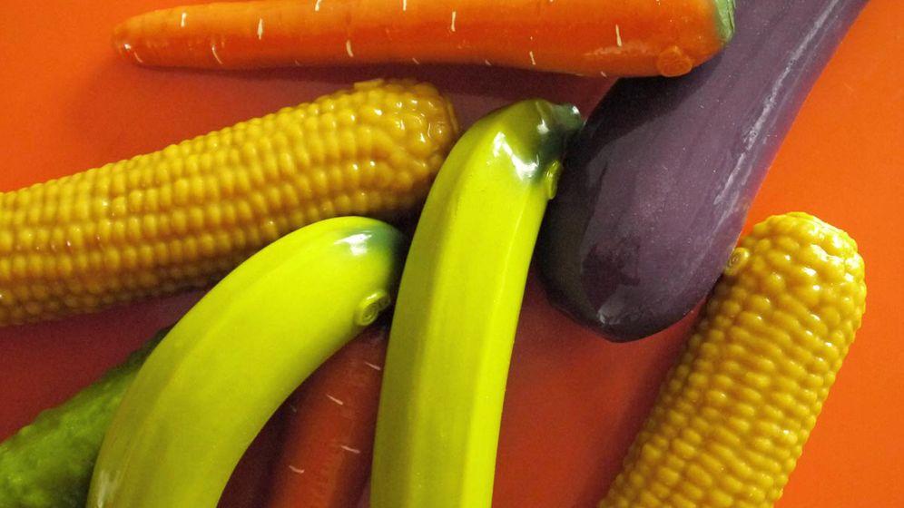 Dildo-Früchte: Wie aus Silikon eine geschmeidige Aubergine wird