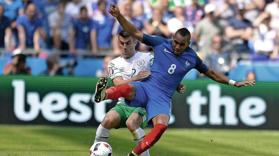 Nationalspieler Payet (r.): »Faire la différence« – den Unterschied machen
