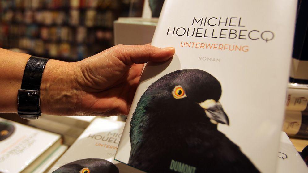 """Houllebecqs """"Unterwerfung"""": Verdrossenheit auf höchstem Niveau"""
