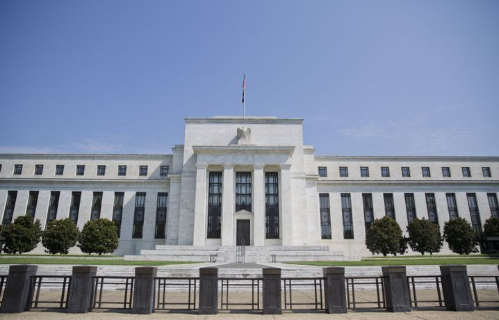 Washington: Hauptsitz der US-Notenbank Federal Reserve (Fed)