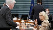 """Gesetz von Ministerin Lambrecht nun doch in """"männlicher"""" Form"""