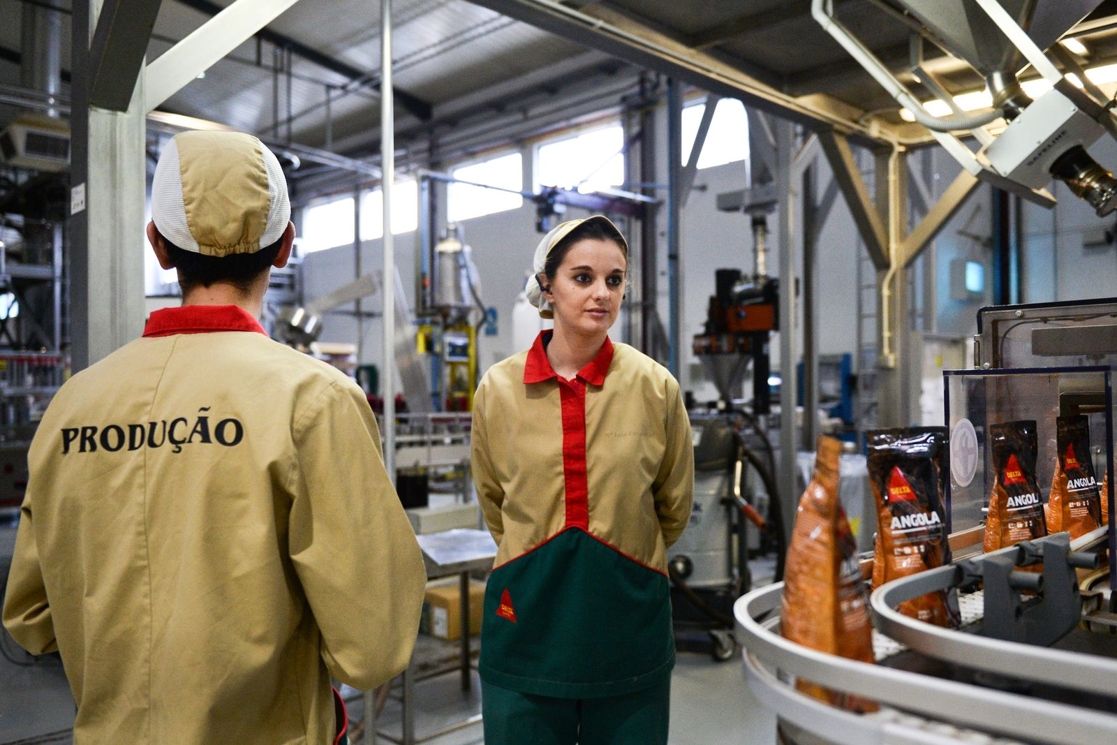 Portugal Konjunktur Industrie Arbeiter