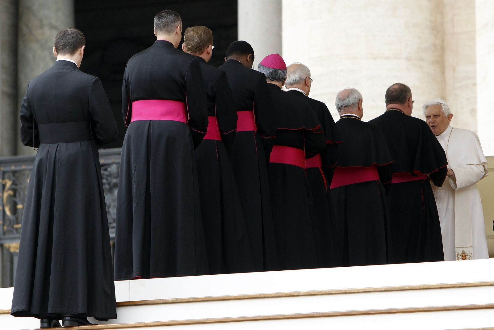 Papst Benedikt / Bischöfe