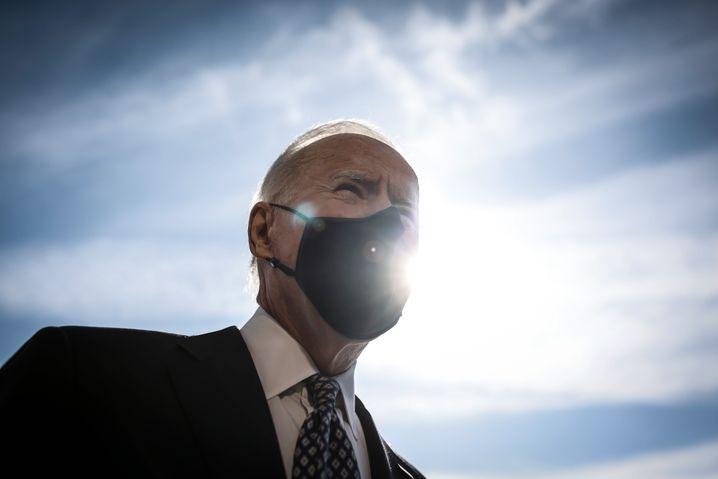 US-Präsident Biden: »Der Honeymoon ist vorbei«
