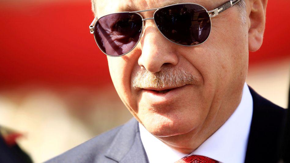 Recep Tayyip Erdogan (Dezember 2017)