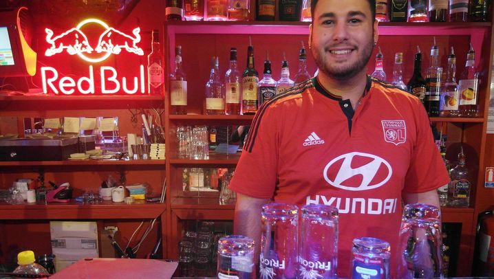 """Nachtleben von Lyon: """"Wir feiern ein Fußballfest"""""""