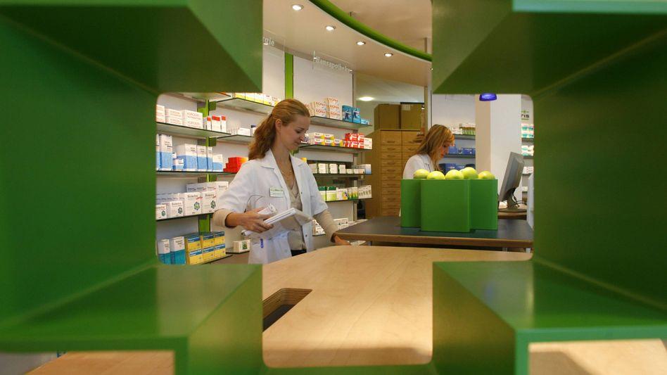 Apotheke in Nürnberg: Rabatte schon eingerechnet