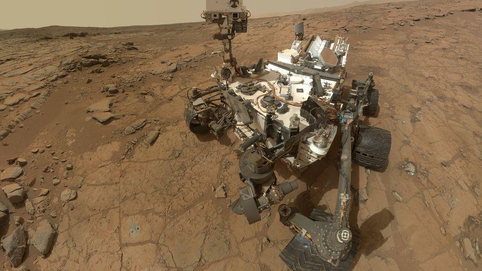 """Mars-Rover """"Curiosity"""""""