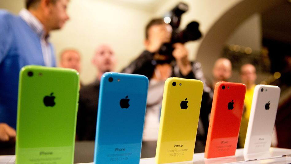 Apple-Store in Berlin: Bezahlen per Smartphone
